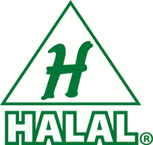 ISA Halal certification logo (triangle)