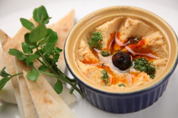 Hummus is usually considered Halal