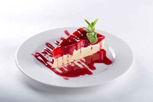 Yummy Halal certified cheesecake
