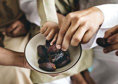 We should give charity even if it's as little as giving out a date.